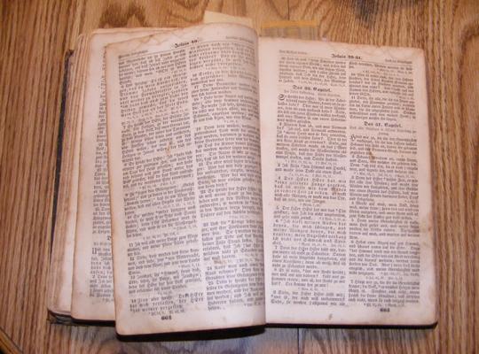 German Bible Image #2